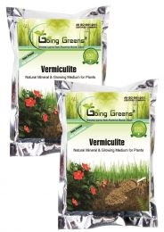 Organic Vermiculite to Reduce Soil Compactions I 1800 gms