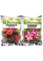 Combo of Bougainvillea Bloom Booster (450 GMS) and Adenium Bloom Booster (450 GMS)