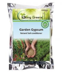 Gypsum for Plants Natural Soil Conditioner for Lawn and Garden