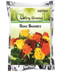 Organic Rose Growth Booster for All Varieties of Rose Plants
