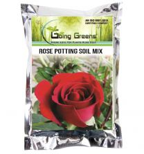 Rose Potting Soil Mix with Mutinutrients for Rose Plants