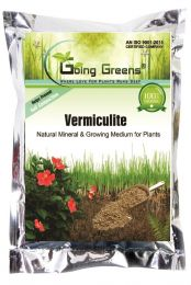 Organic Vermiculite to Reduce Soil Compactions